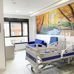 Hospitalización Convencional